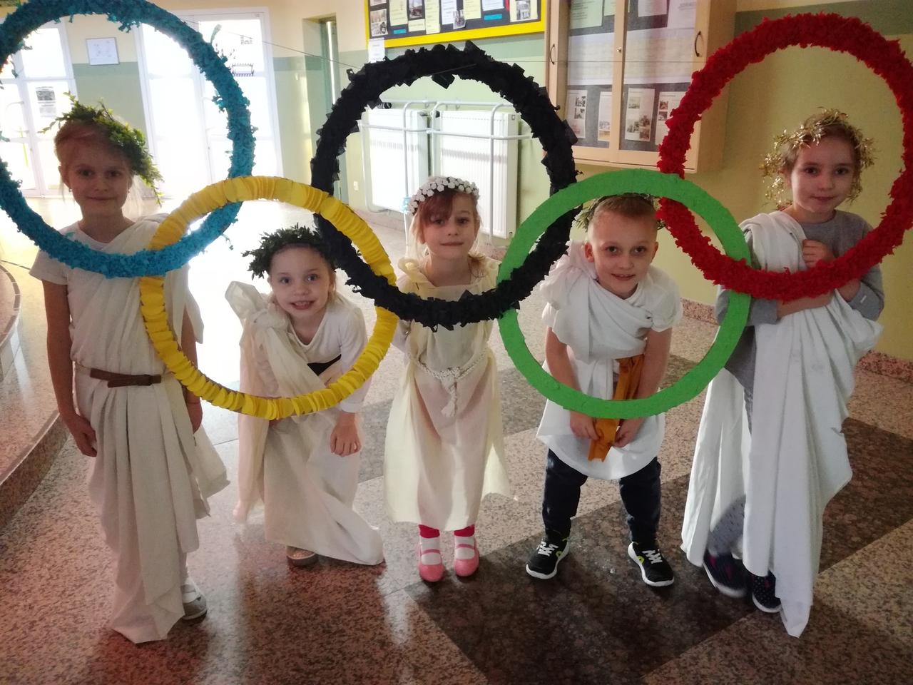 Fotorelacja z projektu olimpijskiego
