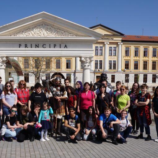 Fotorelacja z wycieczki do Margina w ramach programu Erasmus plus