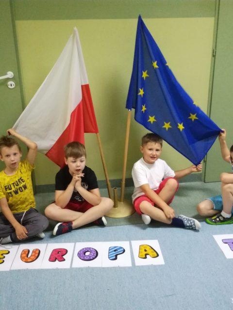 Fotorelacja z projektu edukacyjnego Europa to My!