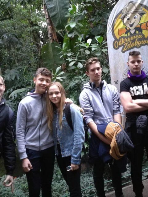 Fotorelacja z wycieczki do palmiarni